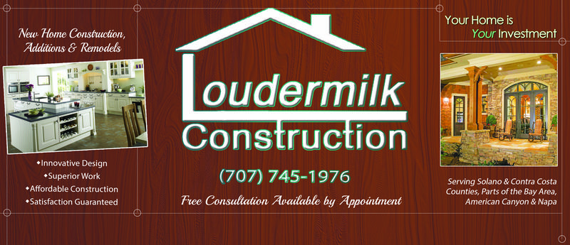 Loudermilk Construction Contact Us Page