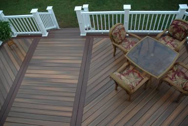 Exotic Patio Hardwood