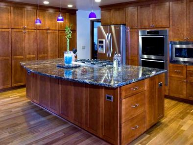 Kitchen Remodeled by Loudermilk Construction
