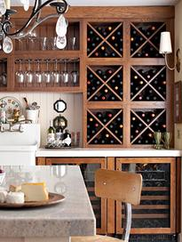 Wind Cabinets | Built-In Wine Cooler