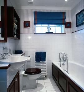 Old Made New | Bathroom Design by Loudermilk Construction